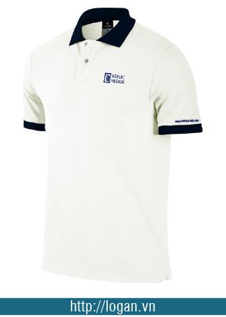 đồng phục trắng hợp lực