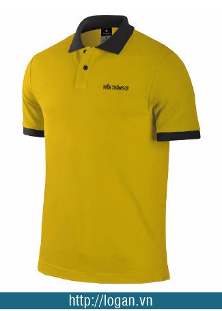 áo thun vàng