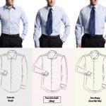 Logan™ | Bảng size áo sơ mi đồng phục và 3 cách chọn size áo chính xác