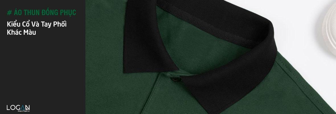 mẫu áo thun đồng phục công ty đẹp