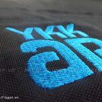 Thêu logo công ty – Thêu vi tính lên trên áo đồng phục